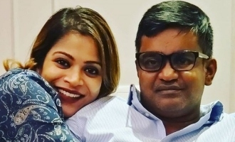 Gitanjali Selvaraghavan confirms the stage of her third pregnancy with cute photo
