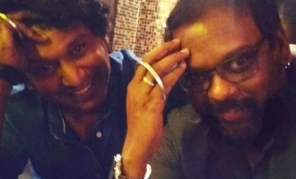 Designer Gopi Prasanna's hot update on 'Master' third look