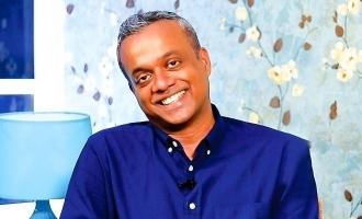 Exciting new update on Gautham Vasudev Menon's next!