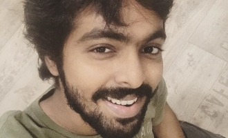 This international sensation follows GV Prakash on Twitter!
