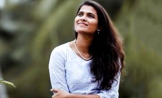 Sillukaruppatti Halitha Shameem reveals details about her next!