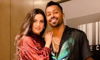 Natasa Stankovic shares adorable photo of Hardik Pandya with their baby!