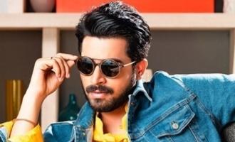 Harish Kalyan gets 8 music directors for his next!