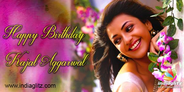 Happy Birthday Kajal Aggarwal Tamil Movie News Indiaglitz Com
