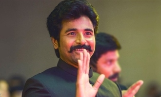 Super exciting update on Sivakarthikeyan's next