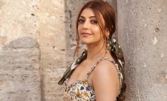 Kajal Aggarwal reveals new skill during lockdown!