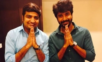 Sivakarthikeyan's hilarious comment trolling Sathish rocks internet!