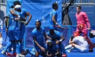 Tokyo Olympics 2020: India Men's Hockey Team wins Bronze