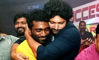 Producer's surprise for Comali director!