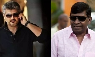 Ajith and Vadivelu reunite?