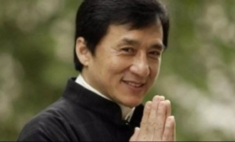 Global Superstar Jackie Chan's special video message on coronavirus to Indian fans