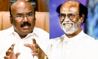Minister Jayakumar slams Rajnikanth's statement!