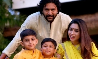 'Daddy cool' - Jayam Ravi gets appreciation from his wife