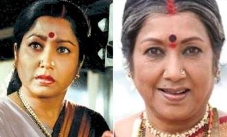 பழம்பெரும் தமிழ் நடிகை காலமானார்: திரையுலகினர் அஞ்சலி!
