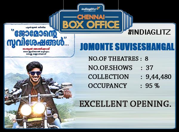 Chennai Box Office Status Jan20Th - Jan 22Nd - Tamil -1999