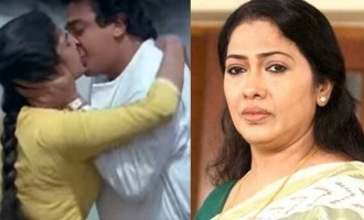 Rekha wants Kamal to apologize for controversial kiss? - Details