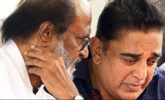 Kamal Haasan's frank opinion about Rajinikanth's political dilemma