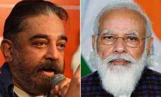 Kamal is back in attack mode after election loss,targets Modi