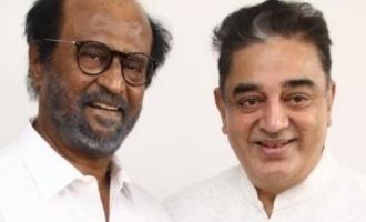 Superstar Rajinikanth and Kamal Haasan join hands after decades!