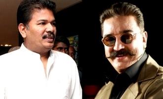 'இந்தியன் 2': கமல்ஹாசன் எடுத்த அதிரடி முடிவு!