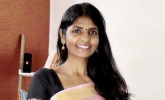 மொட்டமாடியில் மகள்களுடன் 'குக் வித் கோமாளி' கனி: வைரல் புகைப்படங்கள்