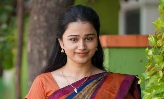 முக்கிய காட்சியை கட் செய்துவிட்டார்கள்: 'அடுத்த சாட்டை' படம் குறித்து நடிகை கன்னிகா ரவி