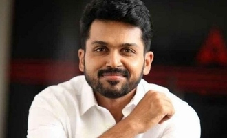 Breaking! Karthi blessed with baby