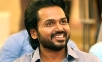 Karthi gives confirmation on Suriya's mega project!