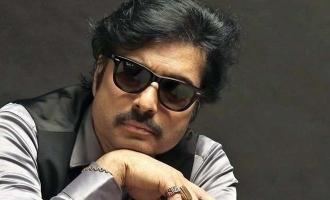 Actor Karthik injured and hospitalized!
