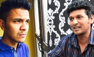 Karthick Naren makes a special request to Lokesh Kanagaraj!