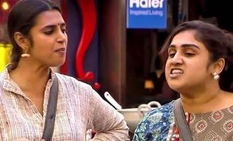 Definition of Hypocrisy -  Kasthuri's indirect tweet about Vanitha Vijayakumar?