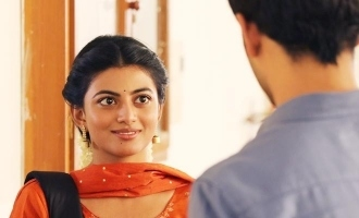 Anandhi in another college drama after Pariyerum Perumal!