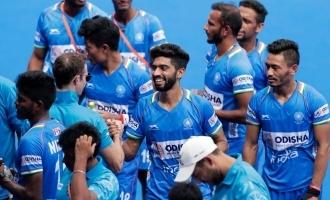 ஒலிம்பிக் ஹாக்கி: இந்திய ஆடவர் அணி அதிர்ச்சி தோல்வி!
