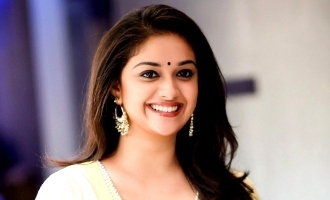 After Annaatthe, Keerthy Suresh in another superstar movie?
