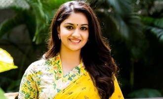 Keerthy Suresh's interesting role in this superstar's movie!
