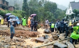 15 dead and many injured after massive landslide in Kerala!