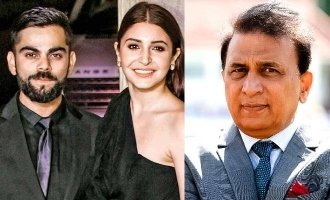 Gavaskar's insensitive comment on Kohli - Anushka Sharma angers fans!