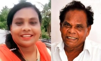 Late comedy actor Kumarimuthu's daughter releases video for the first time