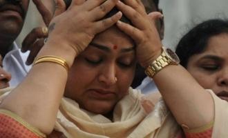 கொரோனாவால் குஷ்புவின் உறவினர் மரணம்: அதிர்ச்சி தகவல்