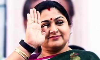 'டேய் லூசுத்தம்பி': சீண்டிய நெட்டிசனை வெளுத்து வாங்கிய குஷ்பு!