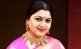 Khushbu praises superhit Director for shaping her career!