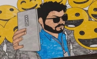 Vijay's 'Kutty Story' awesome  animation video creator revealed
