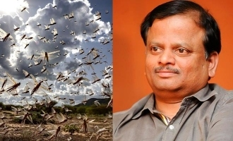 K.V. Anand reveals how he predicted locust attacks in 'Kaappaan'