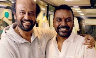 Raghava Lawrence's mass reply to Rajnikanth's haters!