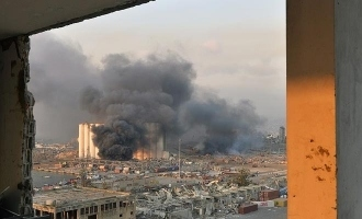 78 dead and more than 4000 injured in massive explosion in Lebanon capital Beirut!