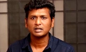 'மாஸ்டர்' இயக்குனரின் திடீர் விசிட்: பிரபல நடிகரின் மகன் ஆச்சரியம்