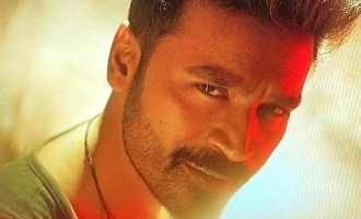 """The high-octane """"D43"""" first look is a birthday treat for Dhanush fans!"""
