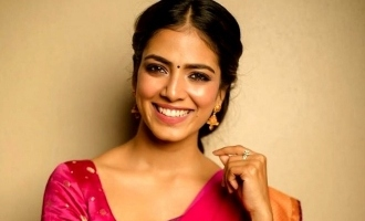 Malavika Mohanan's surprise training for Master!