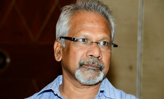 First time I see Maniratnam blushing - controversial director's fun tweet!