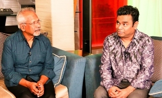 AR Rahman gives a mass update on Ponniyin Selvan!